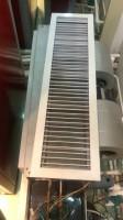卧式暗装水空调器