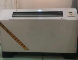 立式明装水空调器